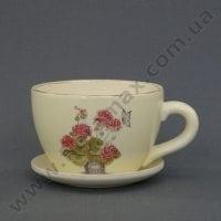 Горшок керамический Чашка К1.209.17