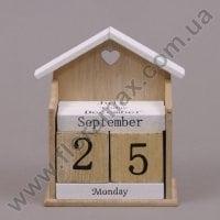 Календарь деревянный 22020