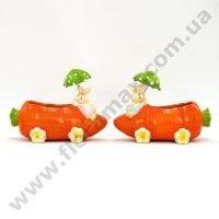 Кашпо Морковь К6.024.18