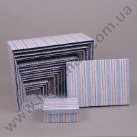 Комплект коробок для подарунків 18 шт. 24426