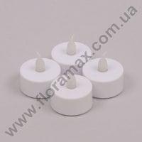 Комплект свічок LED (4 шт.) 26021