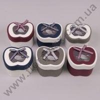 Коробка для подарков микс 6 шт. (цена за 1 шт.) 40641