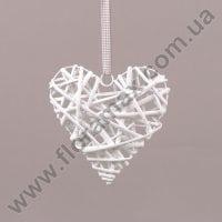 Підвіска Серце з лози 24232