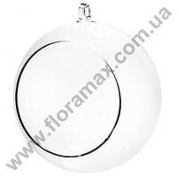 Шар стеклянный подвесной D-14,5 см. 26060