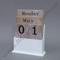 Календарь деревянный 22093