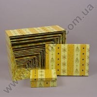 Комплект коробок для подарков 18 шт 24178