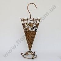 Підставка для парасолі металева К22.033