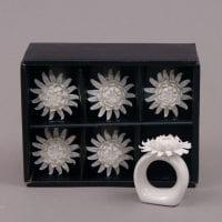 Декорация для салфеток керамическая 22351