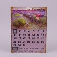 Календар металевий 24267