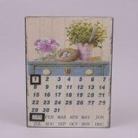 Календар металевий 24275