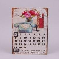 Календар металевий 24276