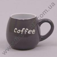 Чашка керамическая Coffee 0,4 л. 28154