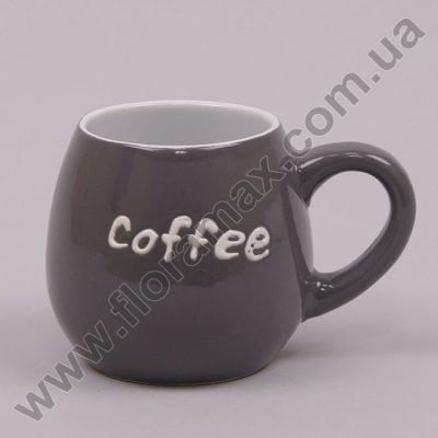 Фото Чашка керамическая Coffee 0,4 л. 28154
