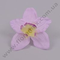 Головка Орхидеи розовая 23387