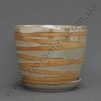 Горшок керамический К13.003.12