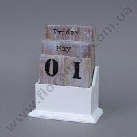 Календарь деревянный 22094