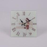 Часы стекляные 8953