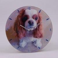 Часы стеклянные 9196
