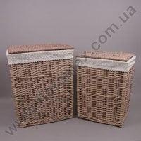 Комплект корзин для белья 2 шт 5204