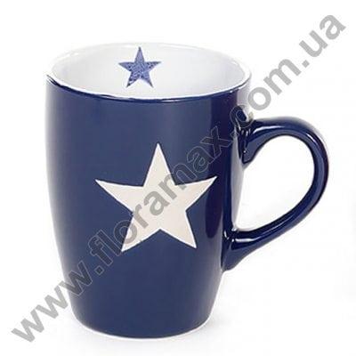 Фото Кружка керамическая Звезда 0,33 л. 28197