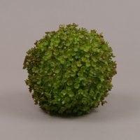 Куля декоративна зелена D-13 см. 70000