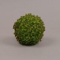 Шар декоративный зеленый D-10 см. 70004